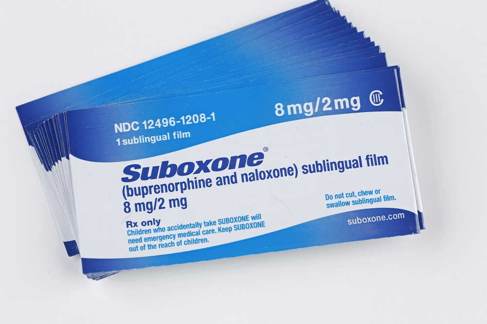 Suboxone Overview