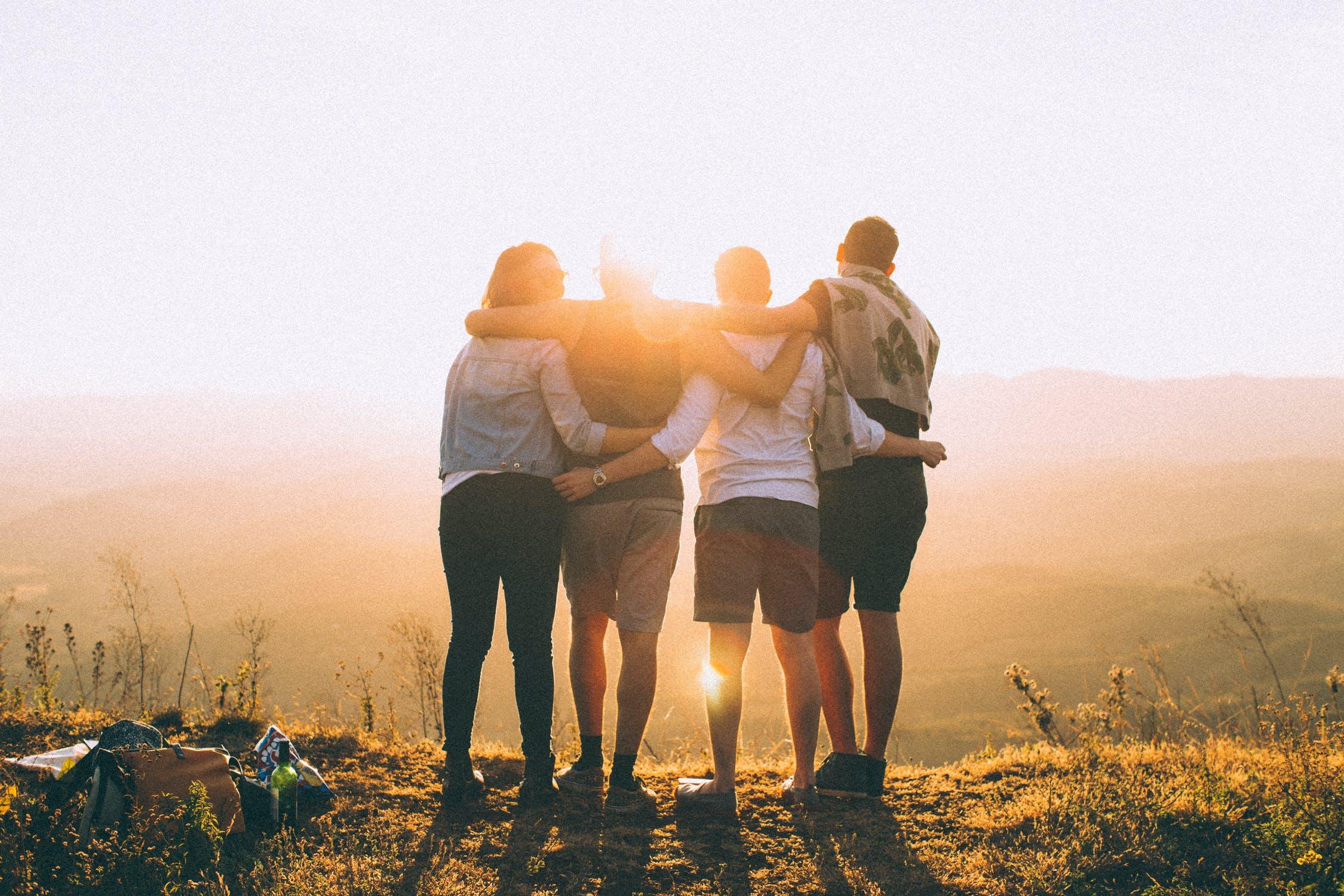 enabling friends