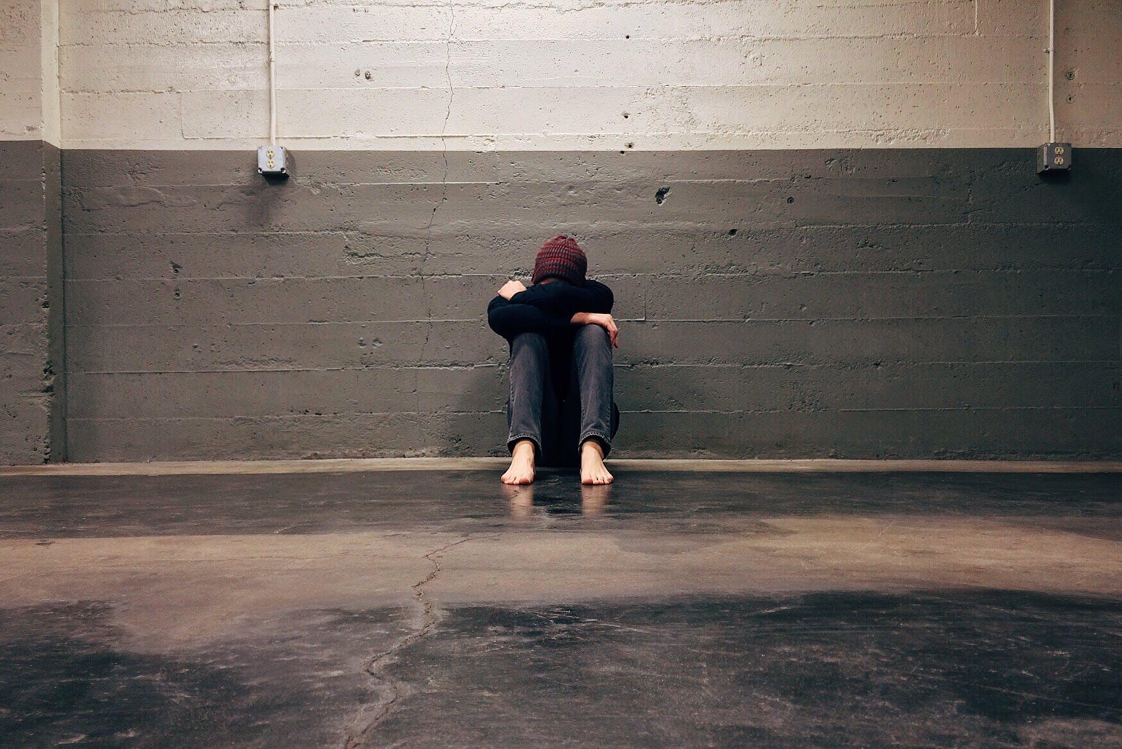 isolating teen